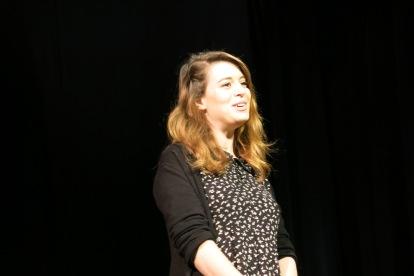 Team spirit - Lecture au Théâtre Michel